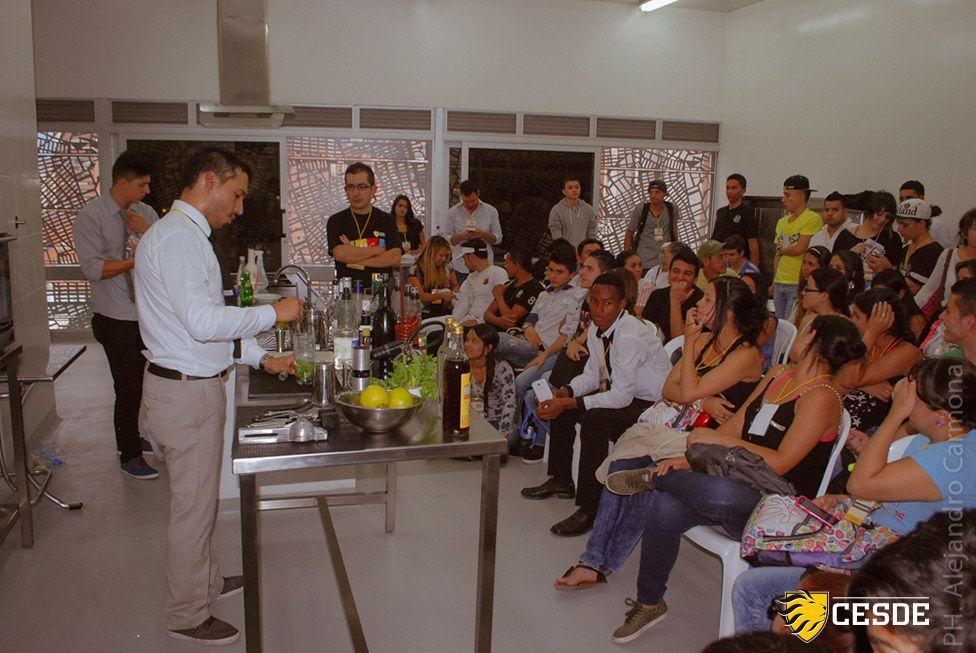 Momentos colmados de sabores, texturas y colores en #ElSaborDelSaber Festival Gastronómico y Turístico de CESDE