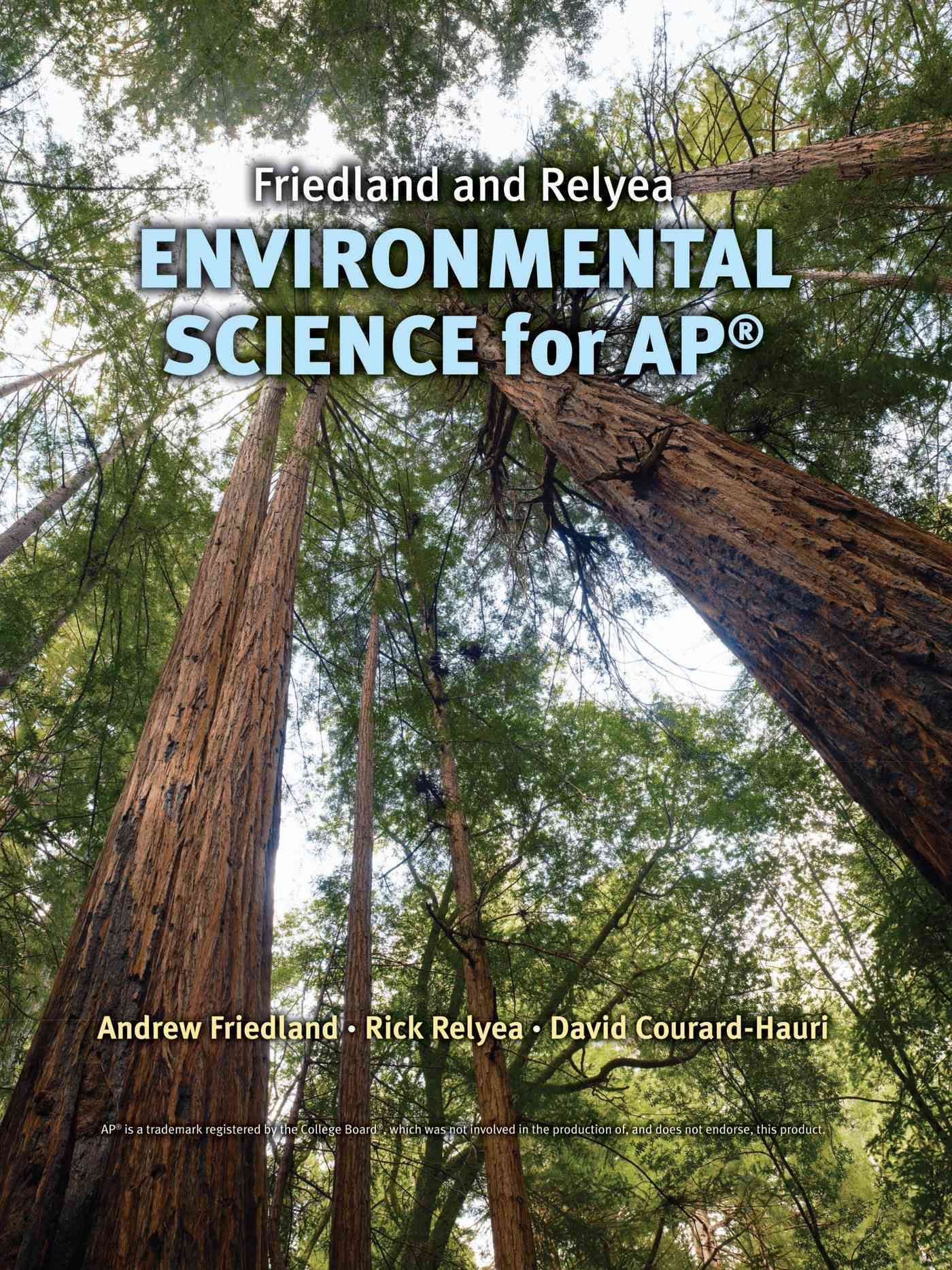 Environmental Science For Ap Hardcover