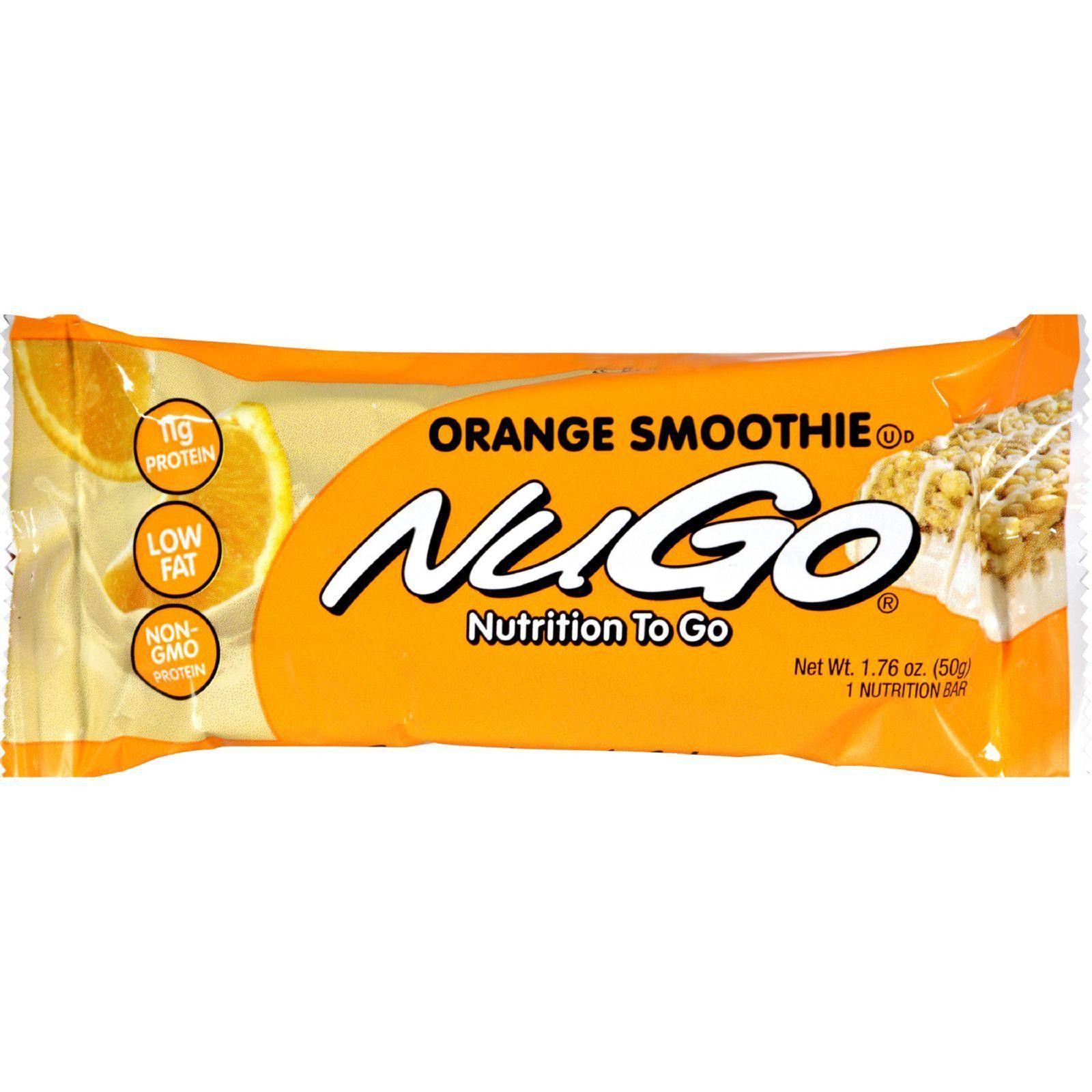 Nugo Nutrition Bar