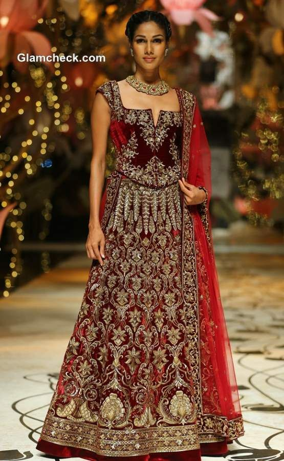 Rohit Bal India Bridal Fashion Week 2013 collections