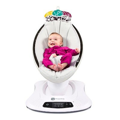 141602386 4moms mamaRoo Baby Swing - Gray   Products   Baby swings, Old baby ...