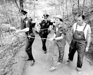 The Girl on Church Hill: A Murder Mystery
