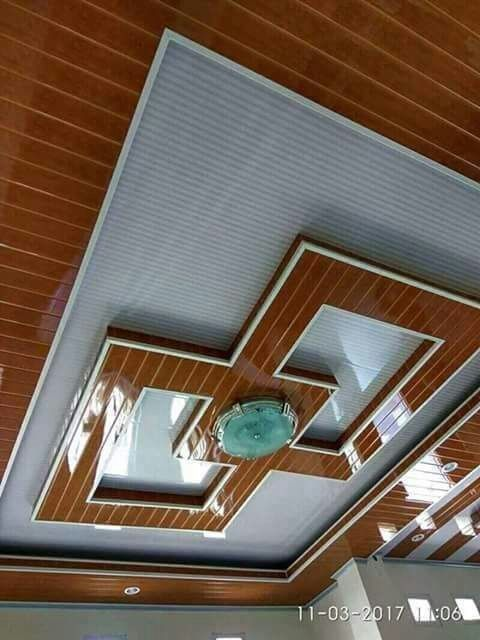 Pin By Asep On Pvc Ceiling Project Pvc Ceiling Design Pvc Ceiling Panels Ceiling Design Bedroom
