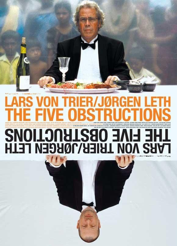 The Five Obstructions 27x40 Movie Poster (2003) | Lars von