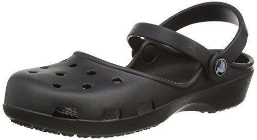 crocs Specialist II Clog, Unisex - Erwachsene Clogs, Schwarz (Black), 42/43 EU