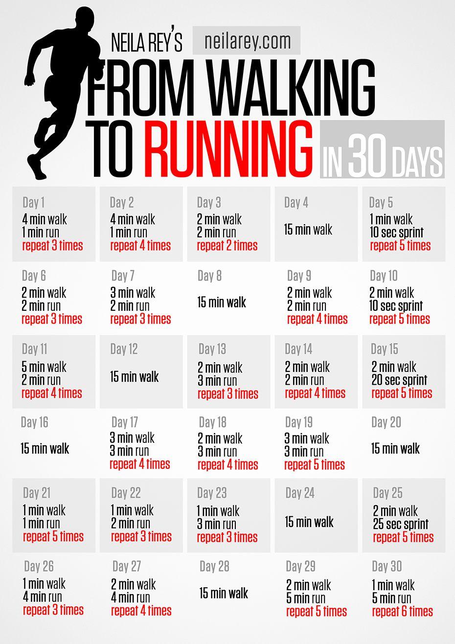 7-Day WalkRun Challenge