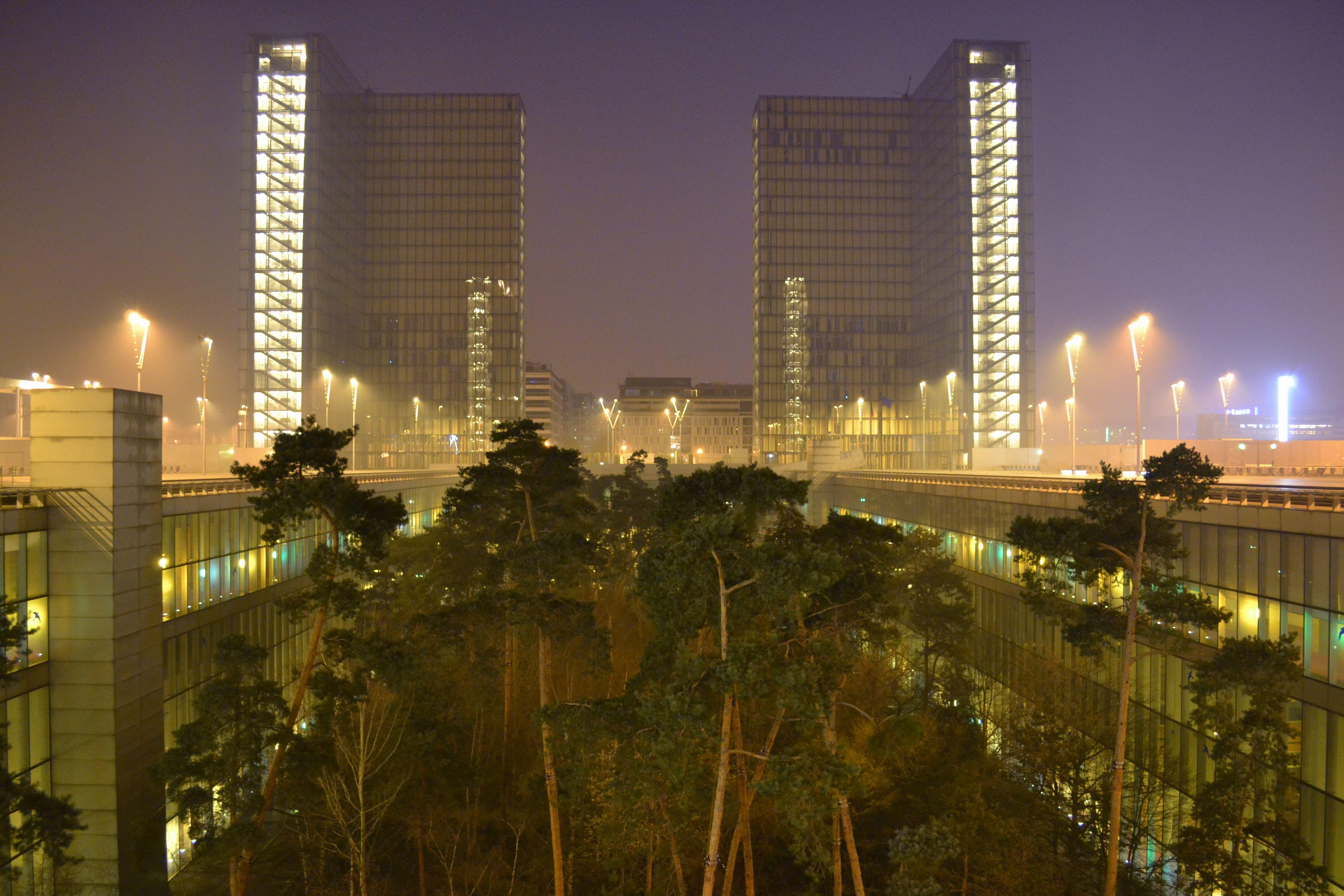 Bibliothèque François Mitterrand Paris France [building]