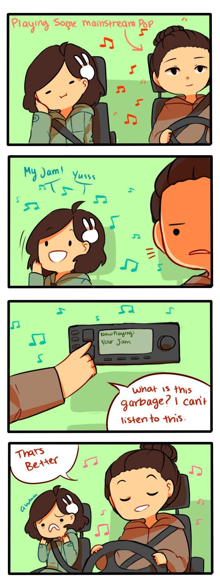 Anti-Social Media :: 32: My Jam  | Tapastic Comics - image 1