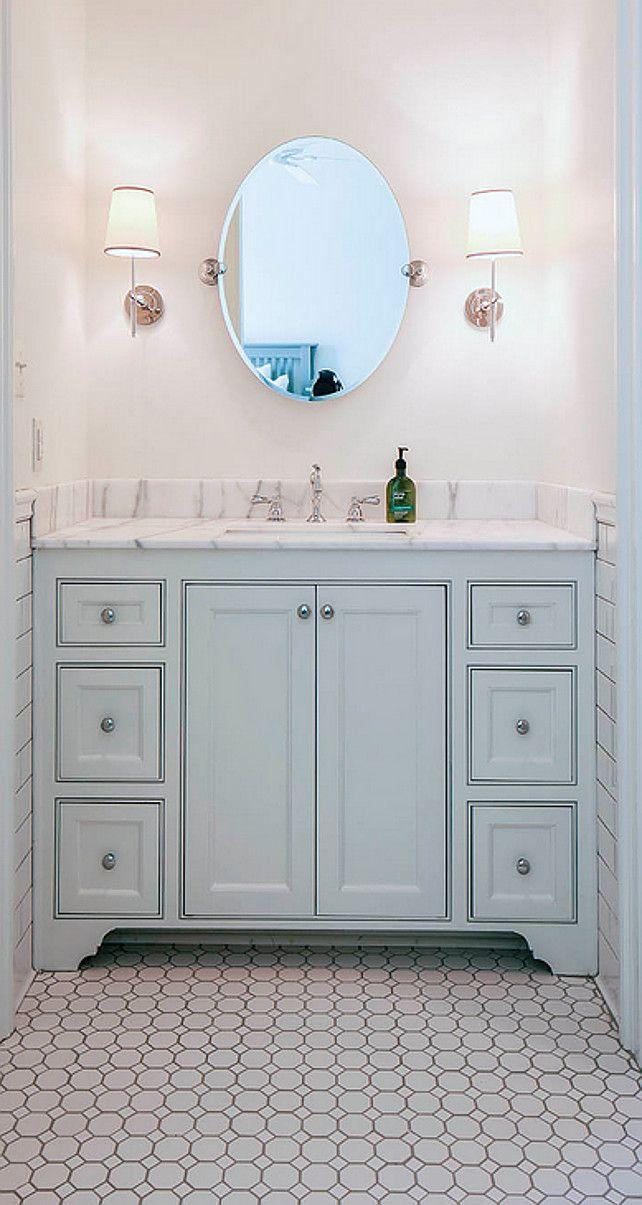 Bathroom Floor Tiling Ideas Bathroom Bathroomfloorideas Bathroomfloortiles Light Blue Bathroom Blue Bathroom Vanity Blue Bathroom