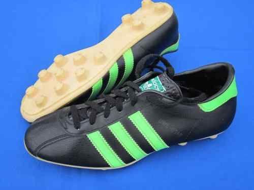803ce50a6 adidas UWE STAR Seeler vintage football boots 70`s Made West Germany 5 1 2  new