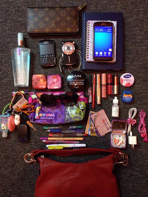 What S In My Bag In 2020 Backpack Essentials Travel Bag