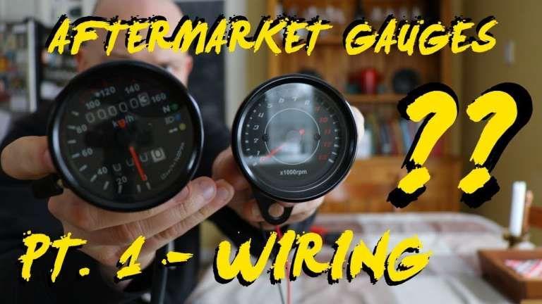 17 Universal Motorcycle Speedometer Wiring Diagram Motorcycle Diagram Wiringg Net Gauges Motorcycle Cb250