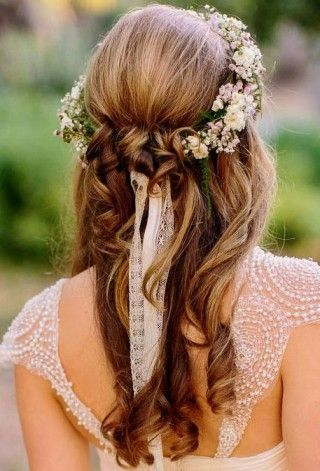 Coiffure mariage 100 idées pour cheveux courts et longs