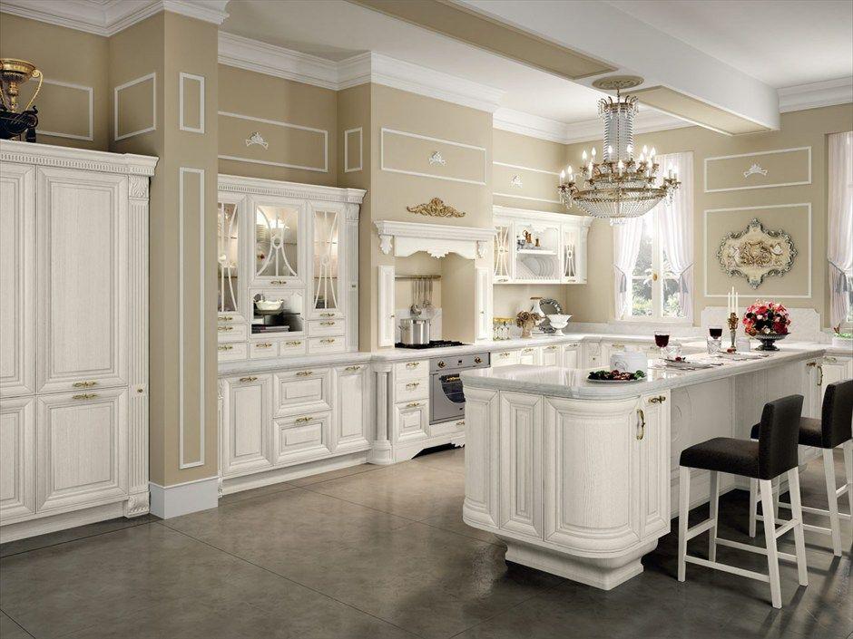 Beautiful Cucina Di Lusso Images - Ideas & Design 2017 ...