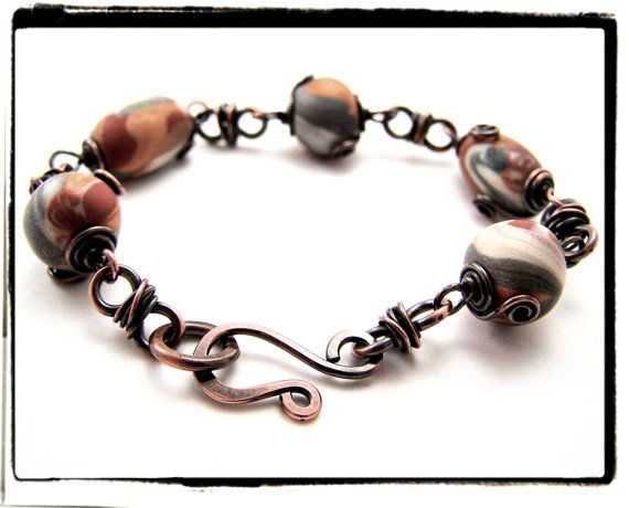 antique p wrap tiger leather eye fullxfull il double hokq copper boho bracelet gemstone tigers hippie