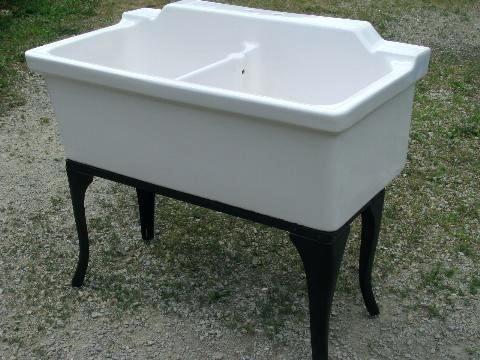 Farmhouse Sink With Legs Kitchen