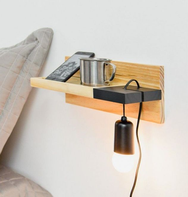 Photo of 40 space saving diy floating nightstand ideas for your bedroom | Inspira Spaces