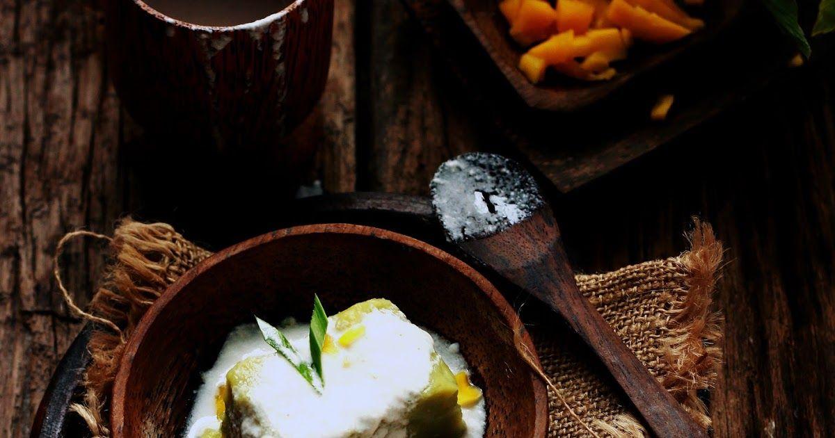 Kue Khas Dari Daerah Banjarmasin Ini Mirip Kokoleh Sih Bedanya Ini Setelah Dibuat Bubur Masih Dikukus Sebelum Disajikan Dan Setelah Di Kue