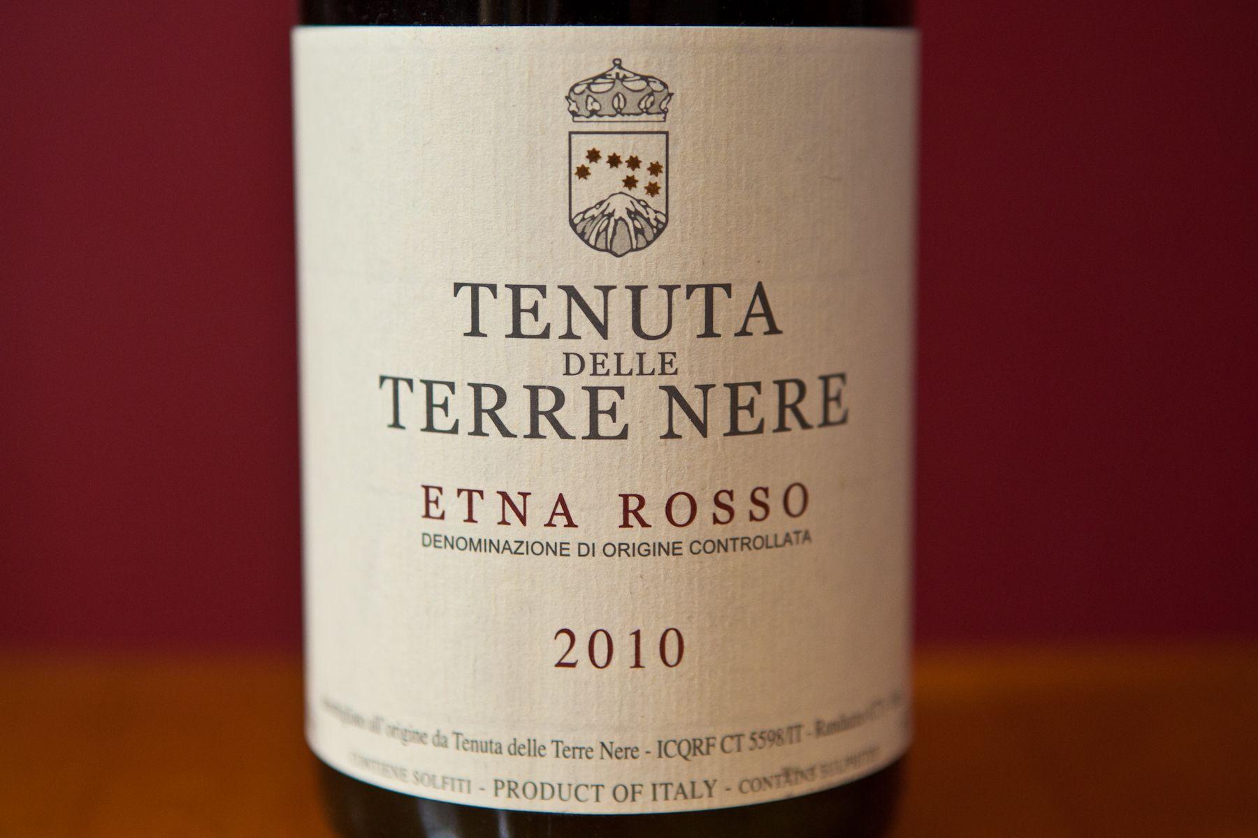 Tenuta Delle Terre Nere Wine Bottle Organic Wine Rose Wine Bottle