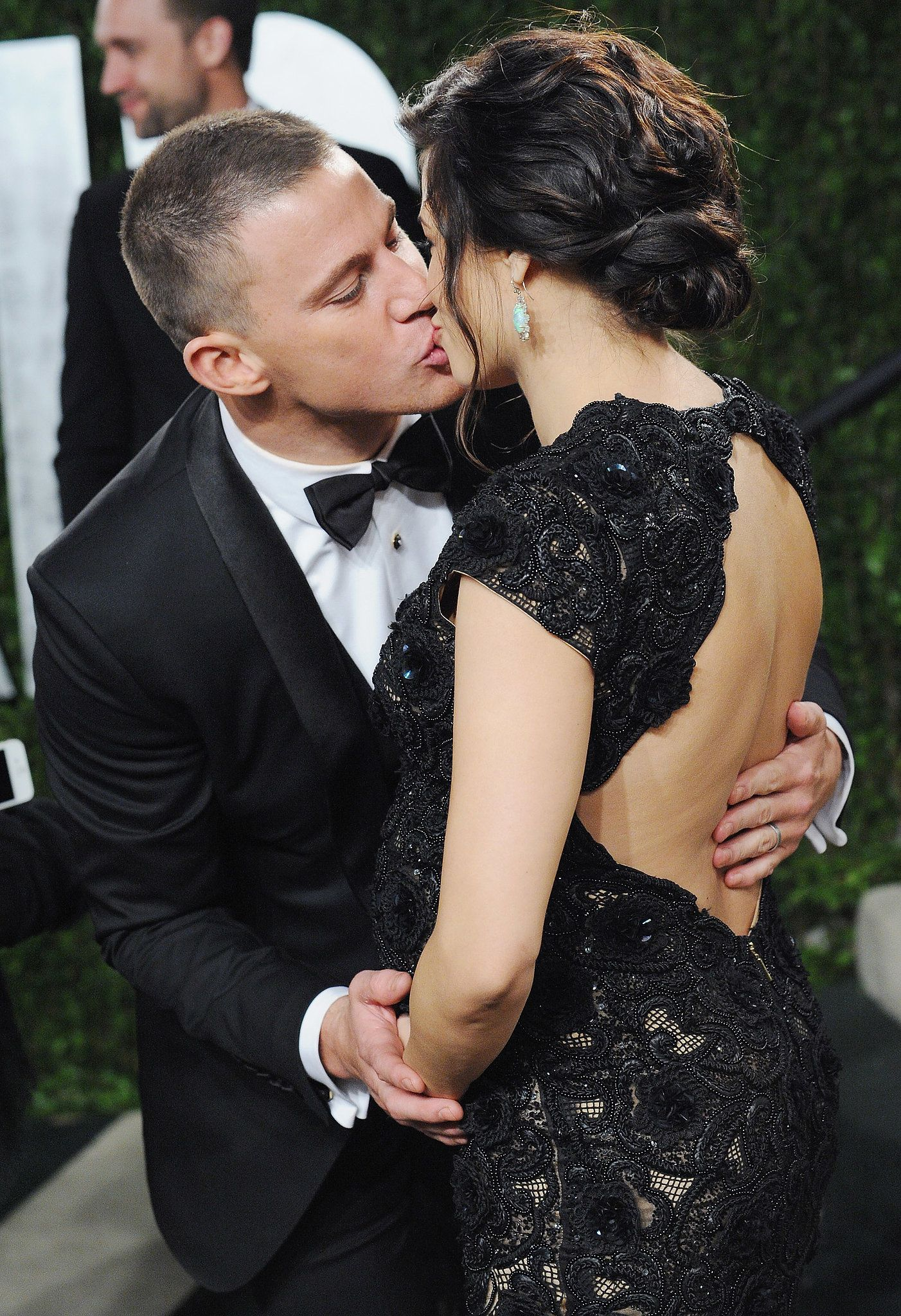 Best Celebrity Kissing Pictures | POPSUGAR Celebrity
