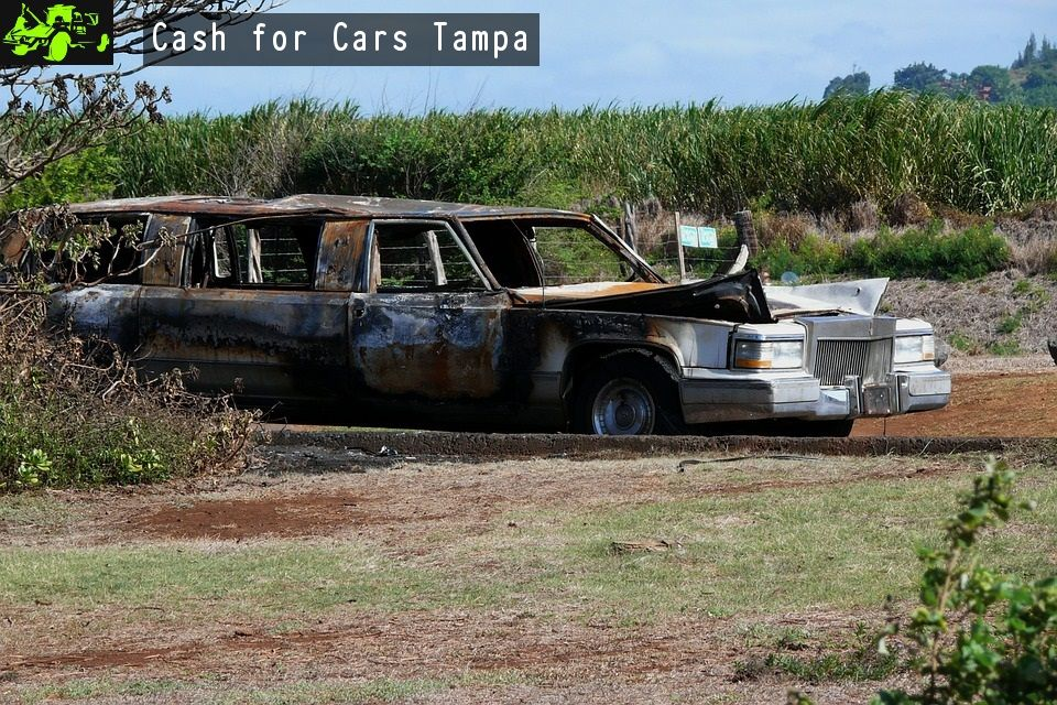 Want to sell your junk cars in Tampa? contact SellMyHoopty! | Tampa ...