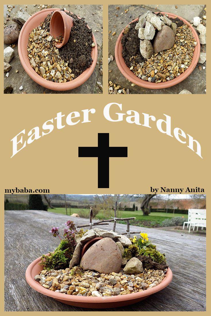 Easter Garden Craft Ideas Part - 29: Make Your Own Easter Garden To Celebrate Jesusu0027 Resurrection.