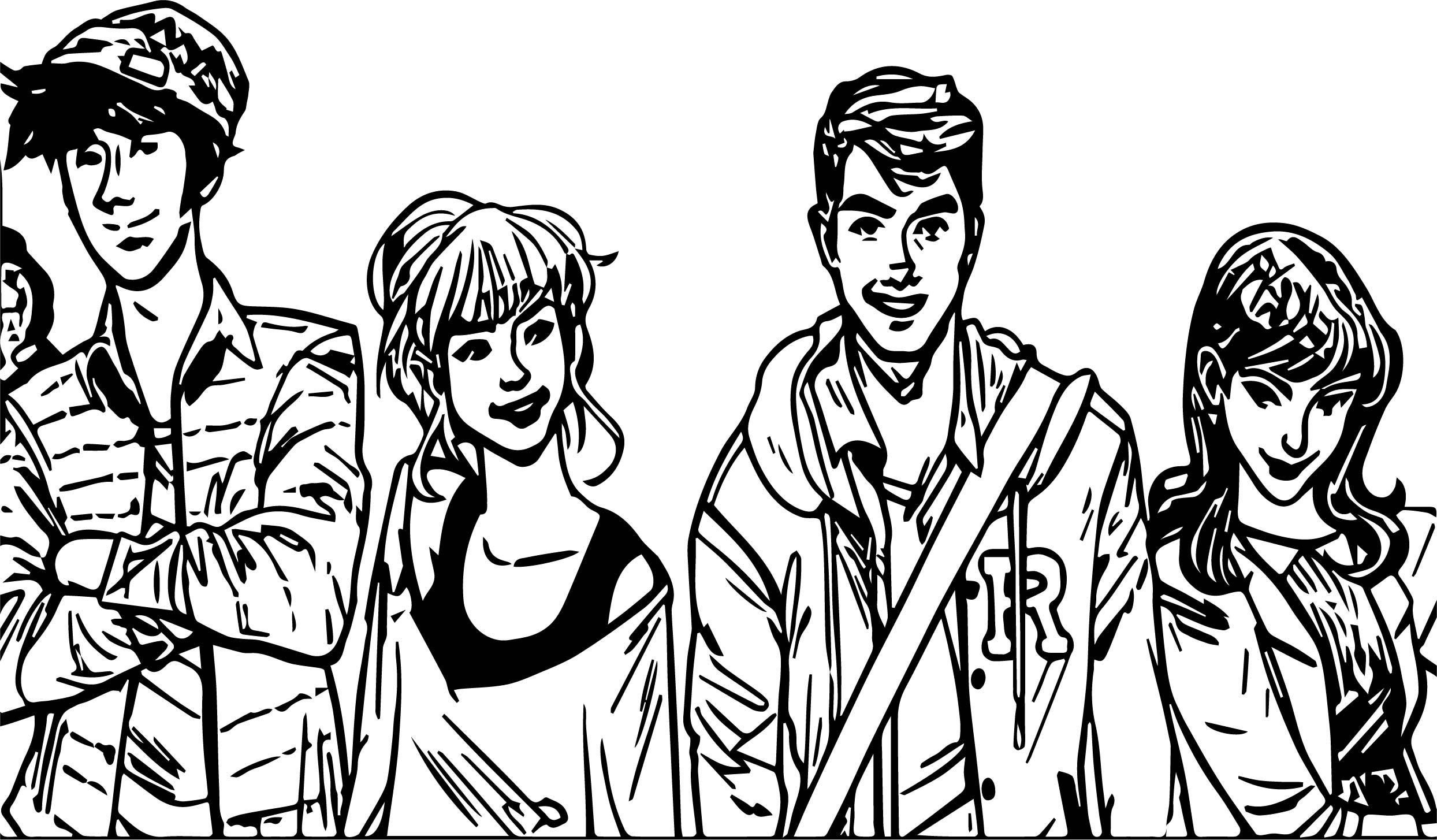 riverdale coloring pages awesome Riverdale Cast Making Big Changes To Archie Comic  riverdale coloring pages