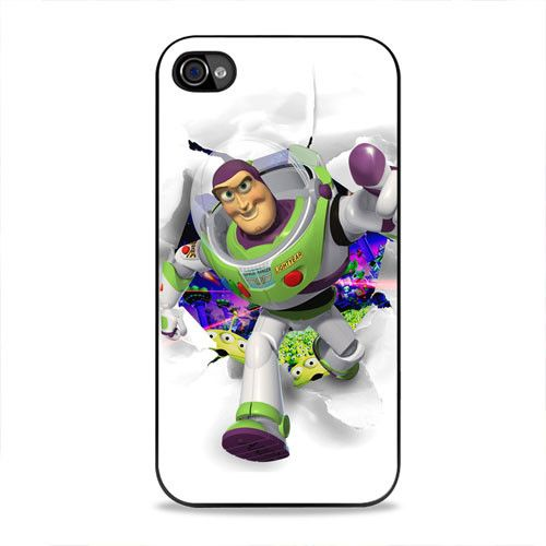 Toy Story Buzz Lightyear iPhone 4, 4s Case
