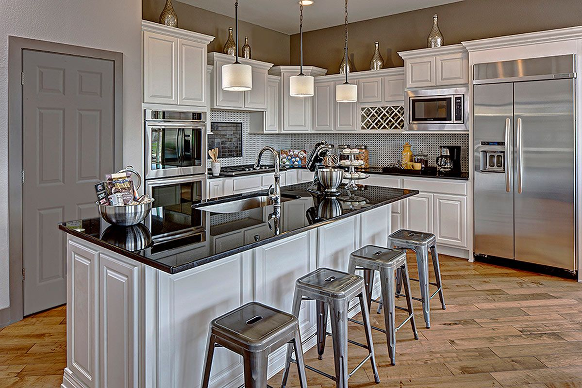 Possibilities For Design Kitchen Model Home Design Kitchen