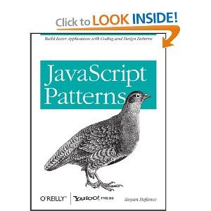 Saw Stoyan at the 2008 #jQuery Conference -- the man knows his stuff, and relates it well in this book.