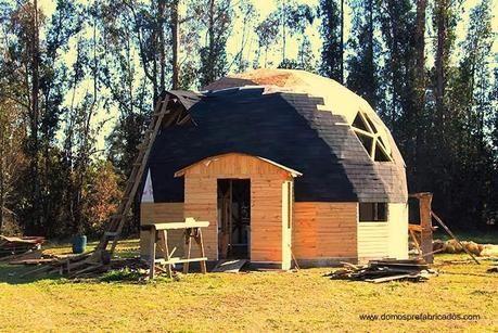 Domo geodesico casa buscar con google domos geodesicos for Buscar casas prefabricadas