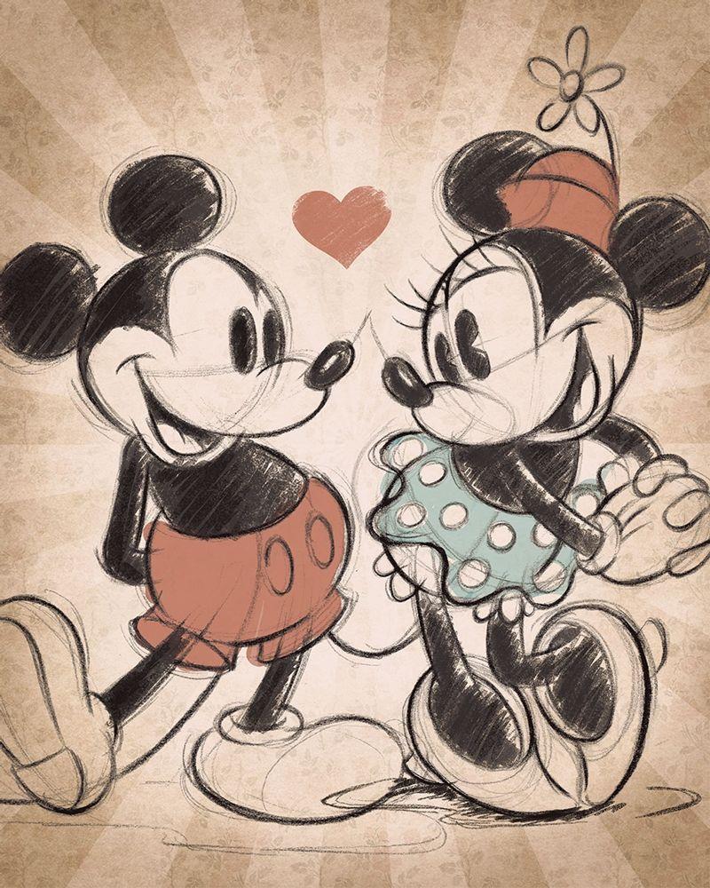 Vintage Flower Love 24 99 Walt Disney Has Given Us Classic