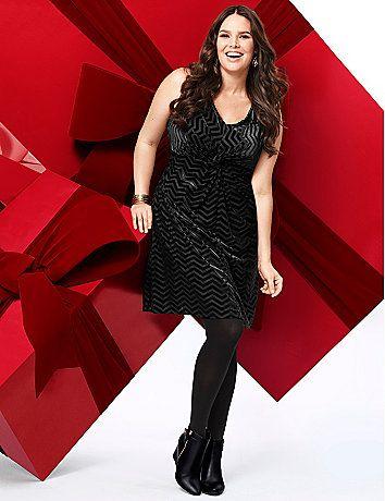 A Modern Twist On The Little Black Dress This Sassy Sleeveless