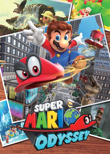 Super Mario Odyssey Youtube Nintendo Switch Super Mario Nintendo Switch Games Super Mario