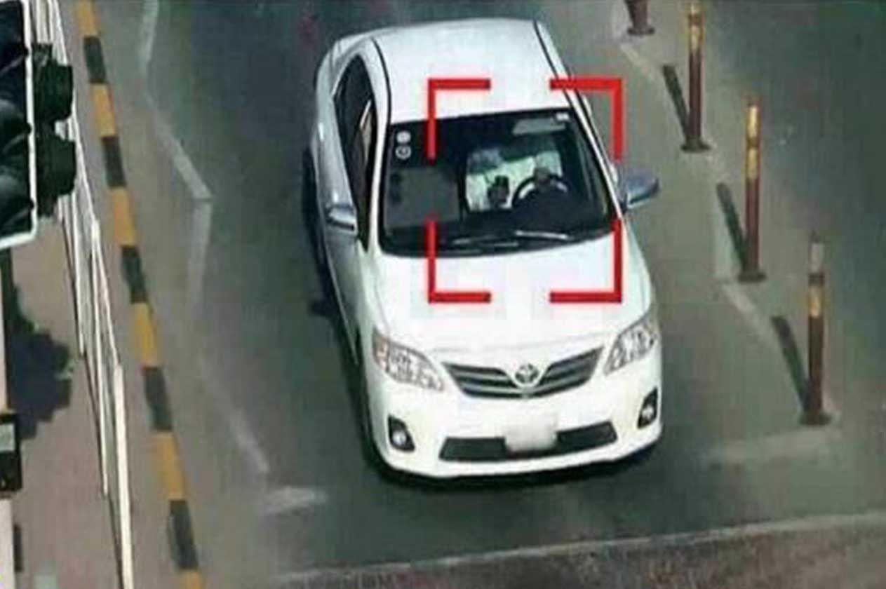 Mobile Phone And Seat Belt Violations Will Be Notified In 4 Minutes Mobile Phone Seat Belt Traffic Camera