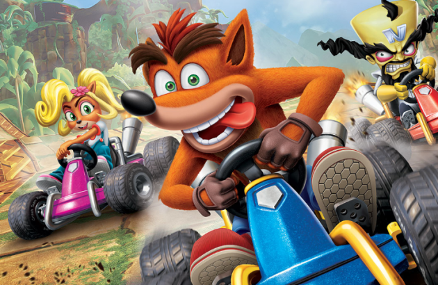 Start Your Engines! Crash Team Racing Is Back! Crash