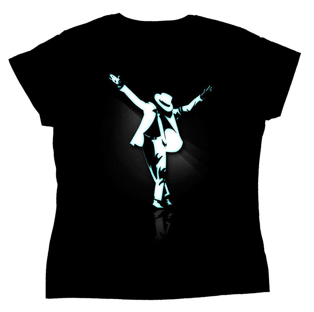 Camiseta chica Michael Jackson, Smooth Criminal Camiseta