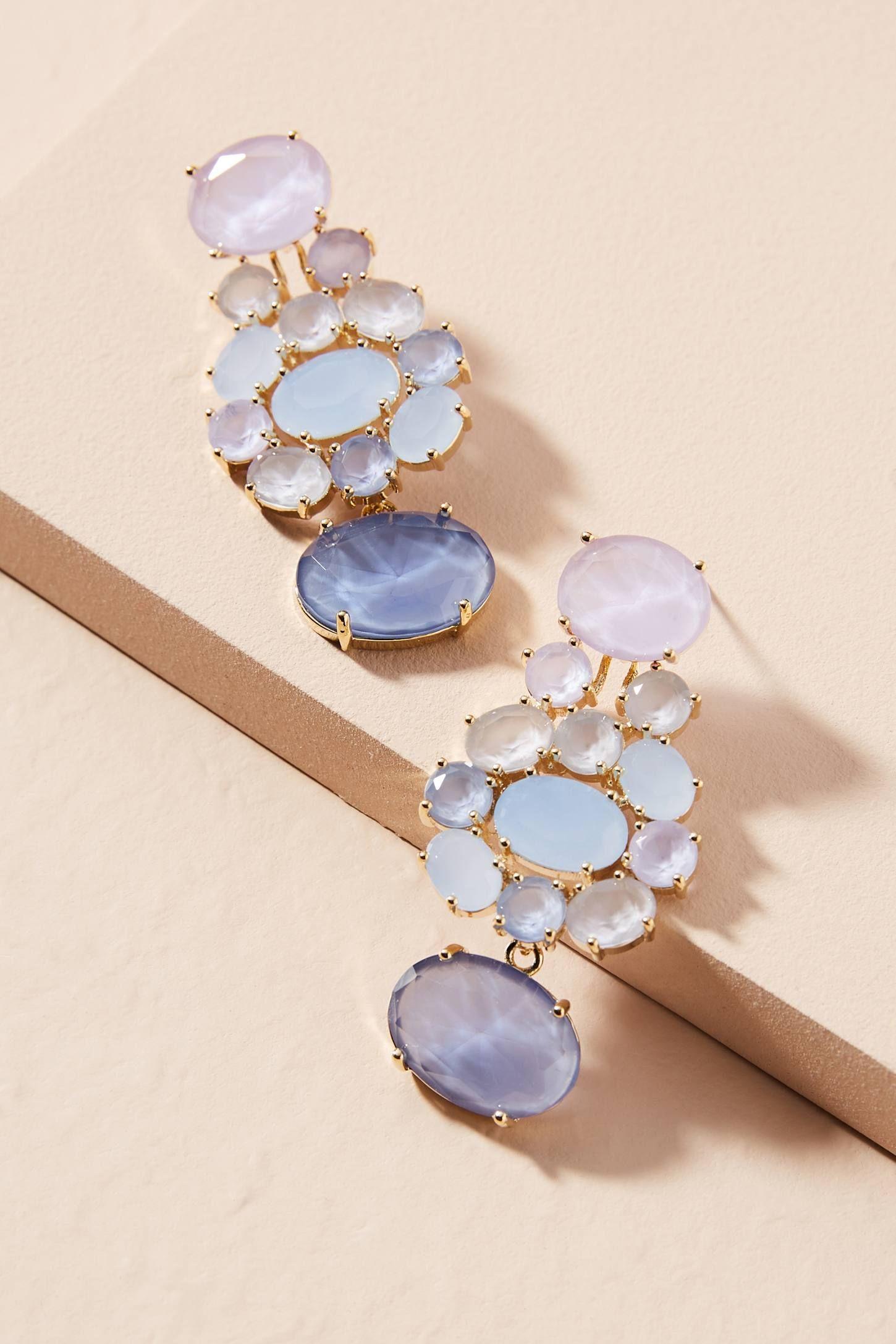 Anthropologie Sloane Tasseled Post Earrings 65LKT