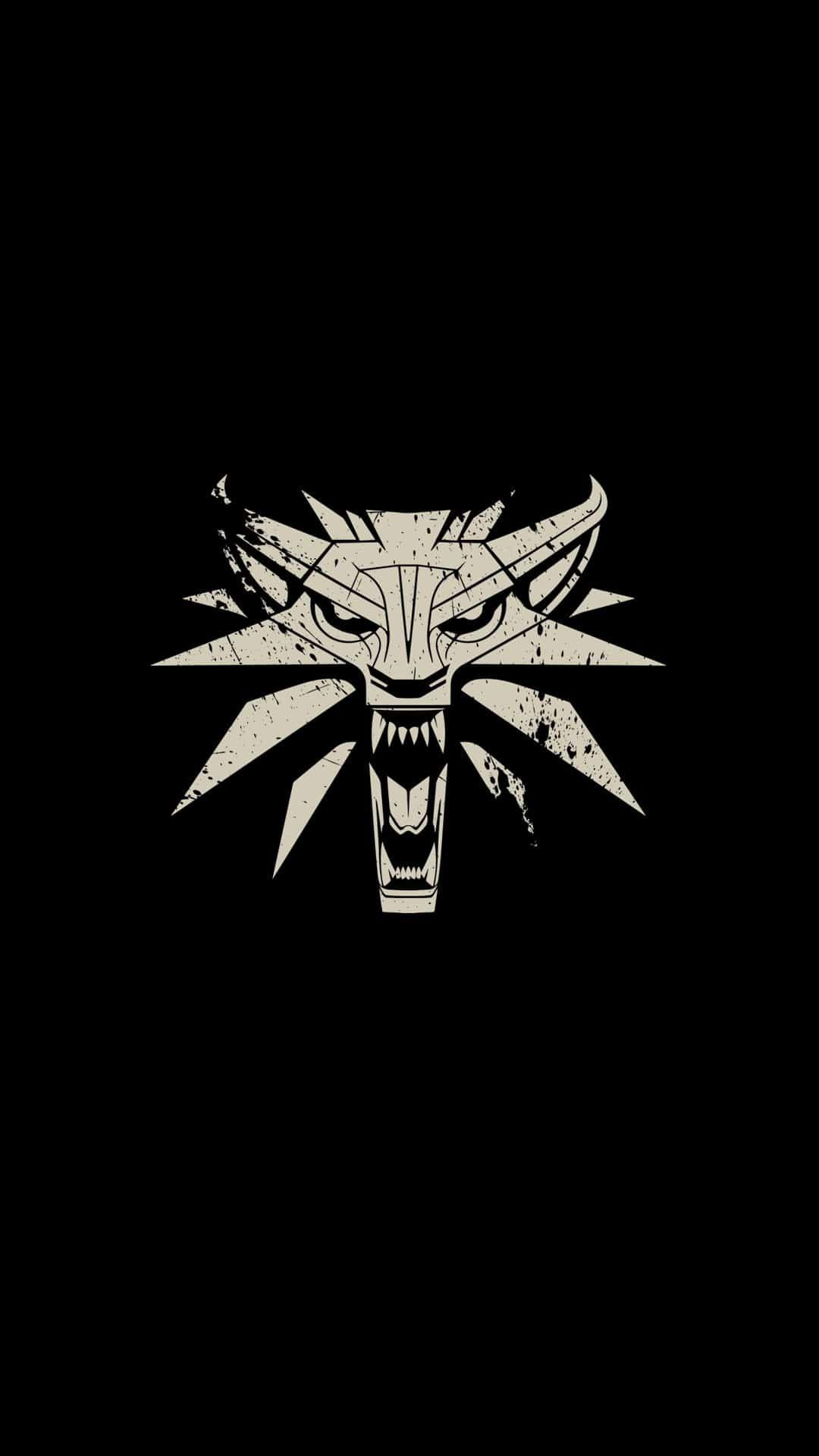 40+ Minimalist iPhone Backgrounds imagens) Witcher