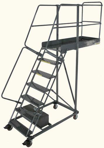 Steel Rolling Stair Unit