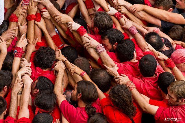 Sitges Castellers