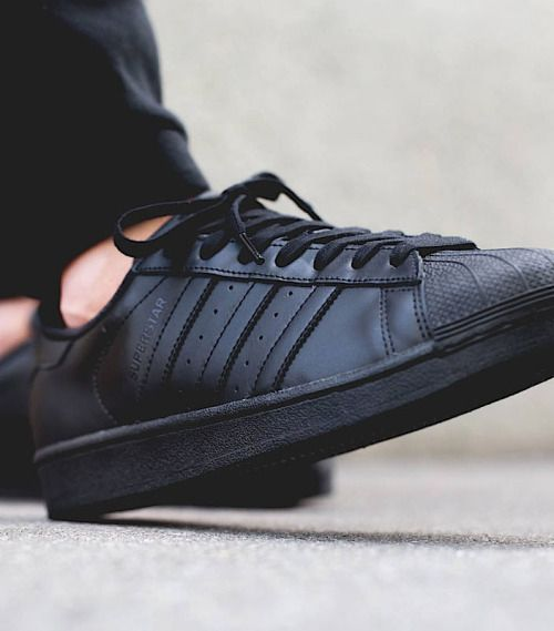 eb098ed1e29 Adidas Superstar Foundation - Core Black | Superstar Foundation ...