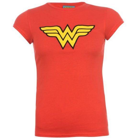 66d605f424 DC Comics női póló - DC Comics Wonder T Shirt Red, olcsó bolt, olcsó sport  , olcsó ruha, olcsó adidas, olcsó nike, diesel ruha, diesel cipő, olcsó  lacoste, ...