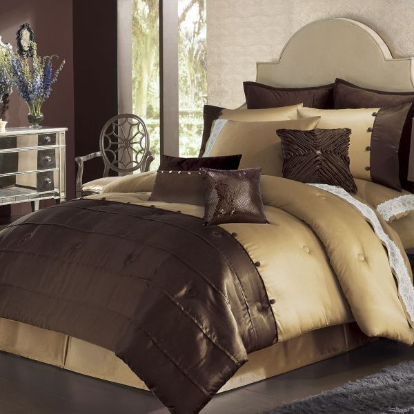 Best Elegant Glam Bedding Coordinates Bedroom Comforter Sets 640 x 480