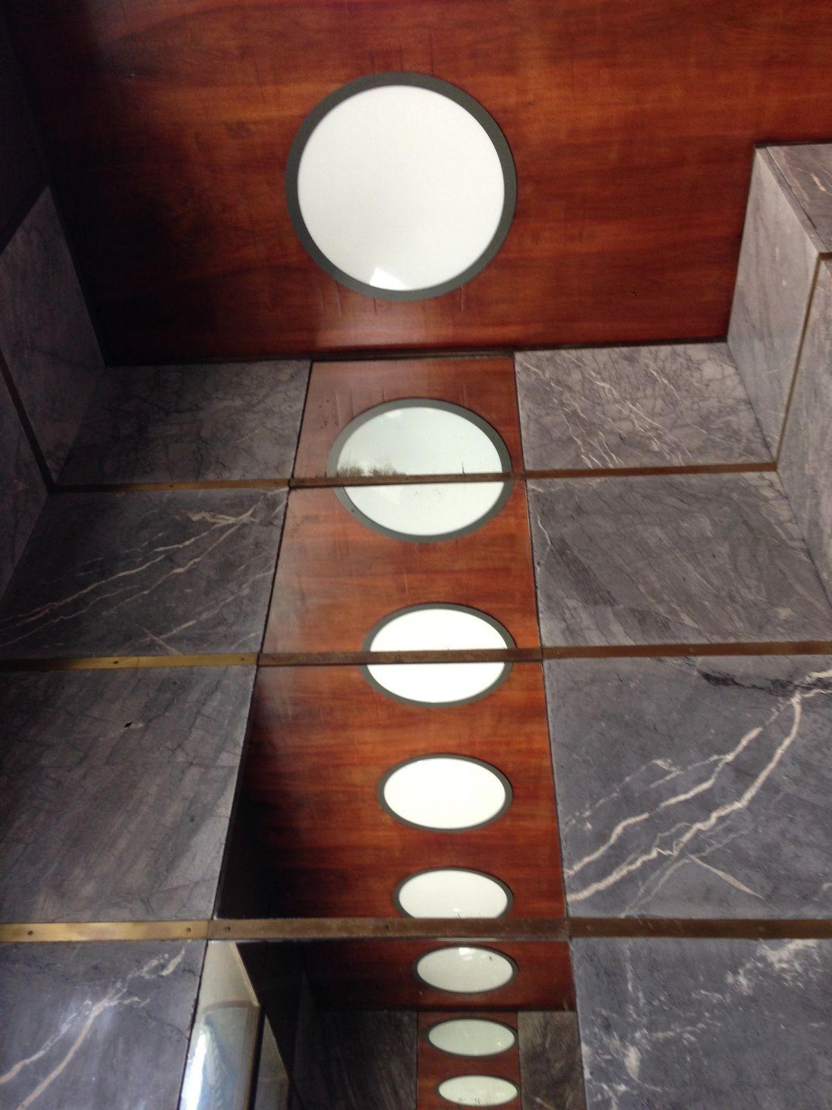 Pin di grazia poli su piero portaluppi interni design e for Sharon goldreich