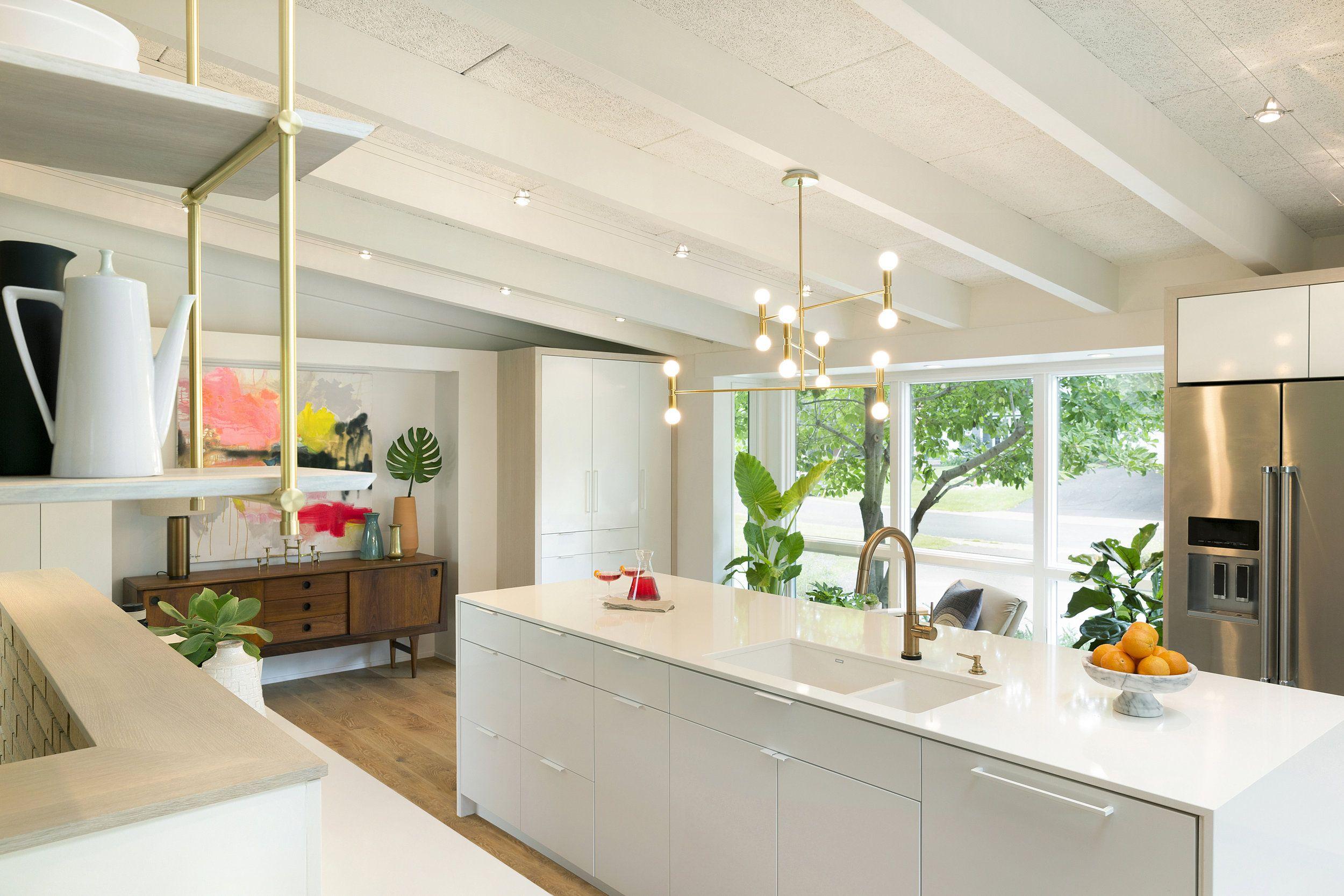 Minneapolis, MN Interior Design Firm / Midcentury Renovation / Lifestyle  Photo Shoot