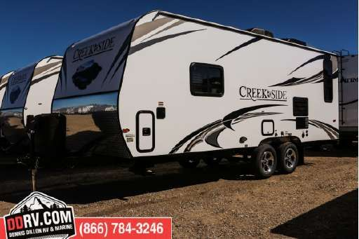 Check Out This 2016 Outdoors Rv Creekside 20fq Listing In Boise
