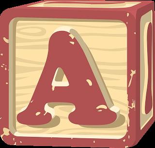صور حروف مميزة لاجمل صور حروف لحرف A مزخرف Abc Illustration Clip Art Alphabet