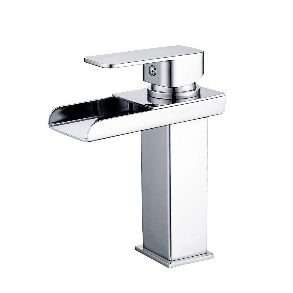 Moderner Stil Einhebel Wasserfall Bad Wasserhahn Hoher Qualitat Badarmaturen Homelody In 2020 Wasserhahn Bad Wasserhahn Armaturen Bad