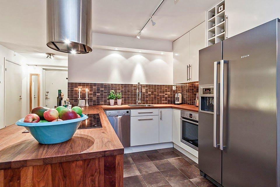 Kuchnia Otwarta Na Salon My Apartment Inspirations